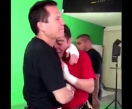 La emotiva anécdota del 'Travieso' Arce con Julio César Chávez