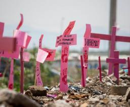 mujeres desaparecidas ni una menos méxico