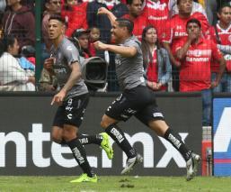 Necaxa remonta y vence al Toluca