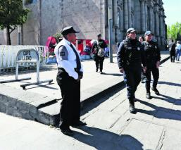 Inseguridad en Toluca persiste aún con miles de cadetes de policía nuevos en las calles