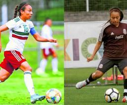 Karla Nieto está confirmada como la única futbolista morelense al Tri preolímpico