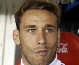 Lucas Biglia con Argentina