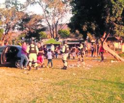 Sujeto armado balea a tres jugadores luego de perder un partido de futbol, en Morelos