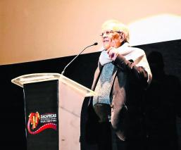Tras 5 días de actividades, el Festival Internacional de Cine de Zacatecas llegó a su fin