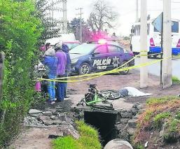 Automovilista se da a la fuga tras arrollar y matar a un ciclista, en Edomex