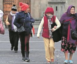 Autoridades de la CDMX emiten Alerta Amarilla por bajas temperaturas en 10 alcaldías