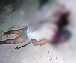 Hombre con el cráneo destrozado es hallado en hojalatería de carretera morelense