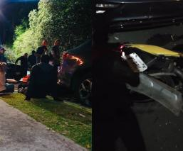 Acusan a hermana de Thalía de atropellar a repartidor de comida Rappi, en la CDMX