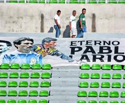 Preparan partido de homenaje para recordar el legado del portero Pablo Larios