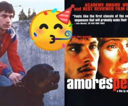 """""""Amores Perros""""cumple veinte años y los celebrará con actividades especiales"""