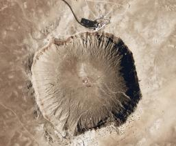 cráter meteoríto más viejo