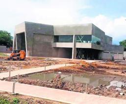 Invertirán casi 60 millones de pesos en remodelación del Club Deportivo Yautepec