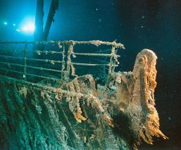 """Quieren sacar radio del Titanic que sirvió para lanzar mensaje """"SOS"""", pero con un permiso"""