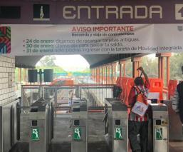 Tarjetas antiguas dejaran de funcionar y el STC Metro previene a sus usuarios