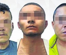 Vinculan a proceso a tres secuestradores, en Cuautla; víctima aún no es localizada