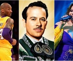 Kobe Bryant y otros famosos que perdieron la vida, en trágicos accidentes aéreos