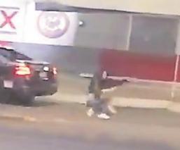 Mujer dispara contra civiles tras robar un fusil de asalto, en Aguascalientes