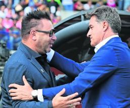 """""""No es una fantasía"""": Michel González tras conseguir el liderato con Pumas"""