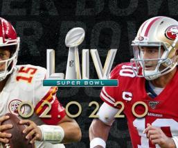 Todo lo que tienes que saber sobre la 54 edición del Super Bowl