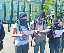 Alumnas de la UAEMex exigen garantías de seguridad al interior de los planteles