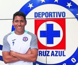Luis Romo se fue de Cruz Azul a los 15 años, pero ha vuelto y sueña con ser campeón
