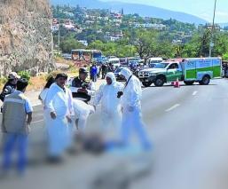 mecánico muere motocicleta méxico-acapulco