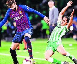 Operan de emergencia a Diego Lainez por apendicitis, Real Betis espera su recuperación