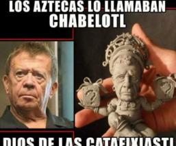 """Xavier López """"Chabelo"""" en tiempos de los memes"""