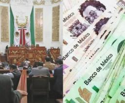 Diputados del Congreso de la CDMX gastan 168 mdp sin tener que comprobar en que