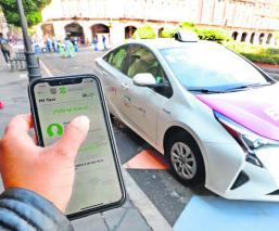 Nueva app para taxis de la de CDMX estará lista a partir del 15 de marzo