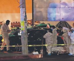Camión de carga embiste camioneta y muere el conductor del auto, en Morelos