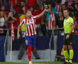 Por lesión muscular, Héctor Herrera no jugará ante Liverpool en la Champions Legue