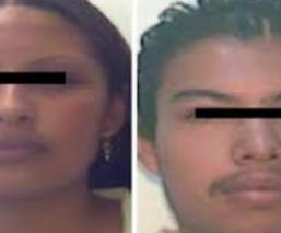 Detienen a Gladis Giovana y a Mario Alberto, por asesinato de Fátima Cecilia