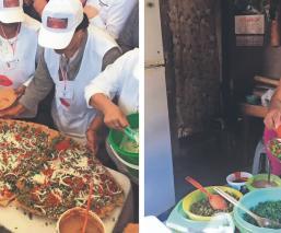 En quiebra, huaracheras se quedan sin lugar en la Feria de Toluca y se van a la CDMX