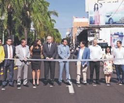 Gobierno de Cuauhtémoc Blanco celebra su primer aniversario con mejoras en obras públicas