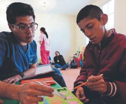 """Re-Habilitarte"" emprende programa gratuito para niños de escasos recursos, en Toluca"