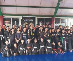 Taekwondo alalcance de todos en Morelos,1200 niños forman parte de 12 escuelas en Jiutepec