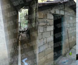 Presuntos feminicidas de Fátima se escondían en casa sin servicios y con ventanas de cartó