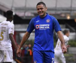 Pablo Aguilar es baja de Cruz Azul todo el torneo
