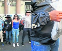 Tras balacera en Iztapalapa, autoridades capitalinas detienen a cinco ladrones