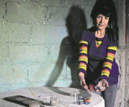 La entrevista completa a Irma, la tía del presunto feminicida de Fátima