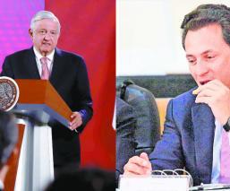 AMLO presentará denuncias contra expresidentes sólo si ciudadanos quieren