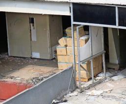Preparan demolición de la Clínica 25 en Iztapalapa