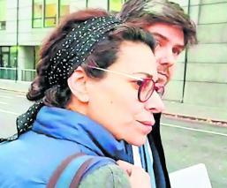 Por perjudicar el erario público, Secretaría de Hacienda pide el arresto de Karime Tubilla