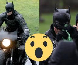 """Filtran fotos de la filmación de la nueva película """"The Batman"""" y se ven increíbles"""