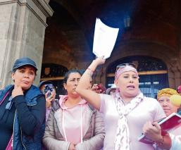 Pacientes cáncer piden acuerdo Gobierno-FUCAM