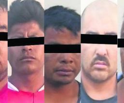 Caen siete integrantes de Familia Michoacana