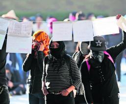 Paralizan la Universidad Autónoma del Edomex por alumno que reveló fotos íntimas