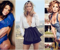 Sensuales y maduras celebridades revelan sus secretos para la belleza eterna