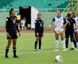 Selección Femenil Sub 20 derrota a Puerto Rico en el premundial